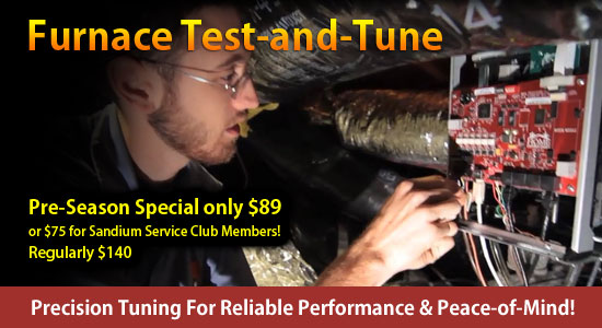 Furnace Test Tune Sandium Special