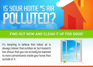 Home Air Quality Vital to Your Health