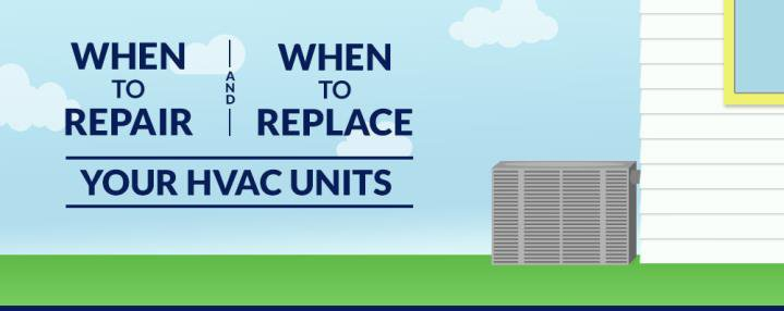Repair or Replacement of Your HVAC System: Which is Better?