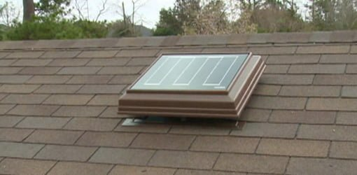 Should You Choose Solar Powered Roof Ventilators?