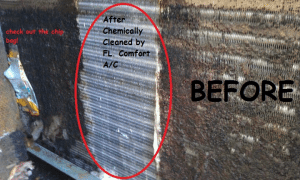 Why Do You Need to Clean AC Coils?