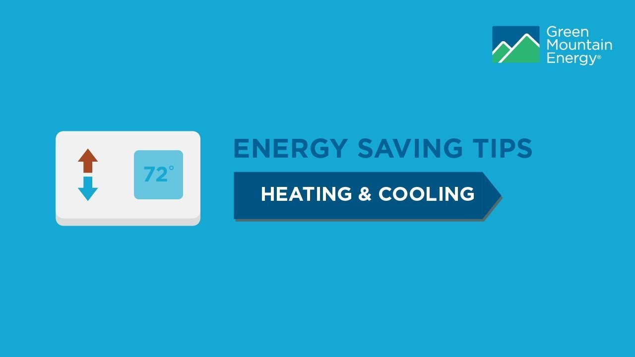 Home Energy Saving Ideas: Cooling