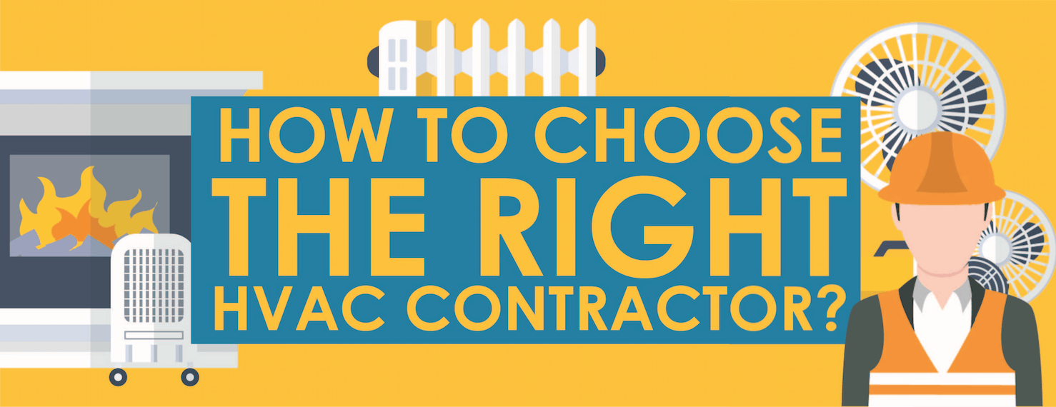 How to Identify The Right Contractor For Your Home HVAC Needs?