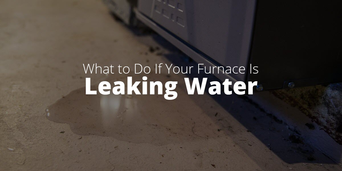 Water Leakage From Your AC? These Could be The Reasons