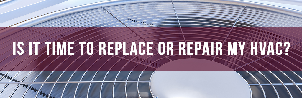 When is The Right Time to Replace Your Home HVAC System?