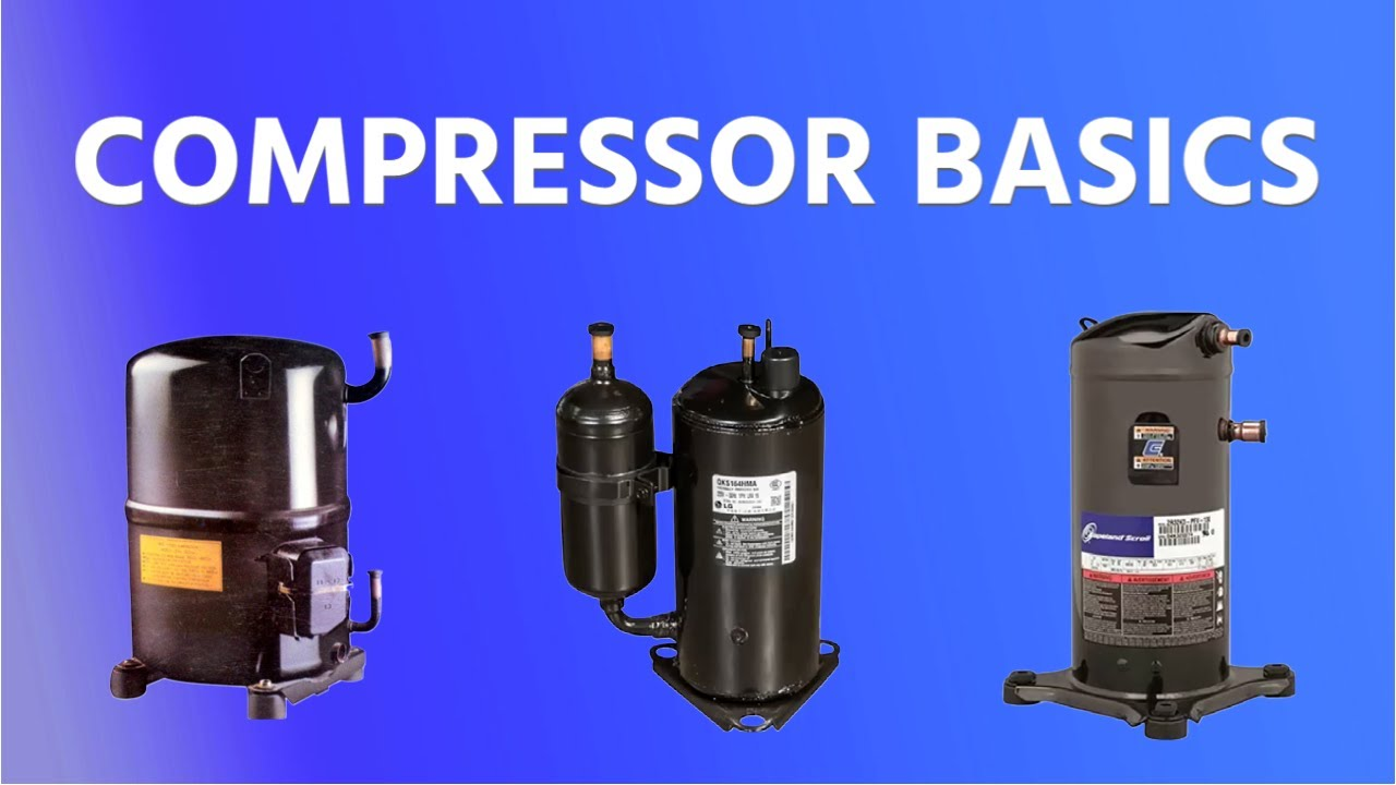 AC Compressor And The Cooling Process: 4 Things to Know